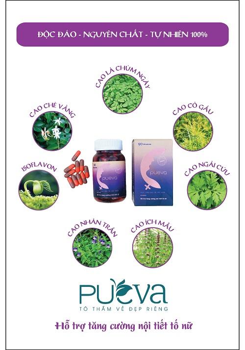 thành phần Pueva